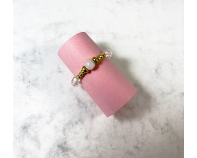 Pink Princess Ring