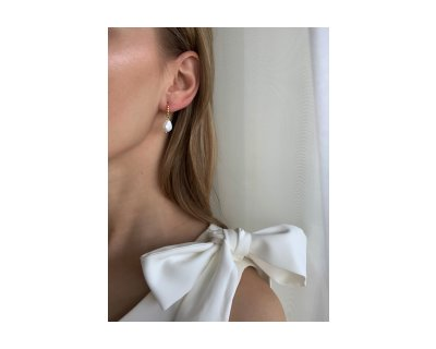 Lily Pearl Earrings