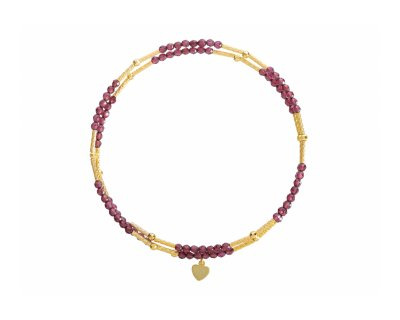 RUBY POWER BRACELET
