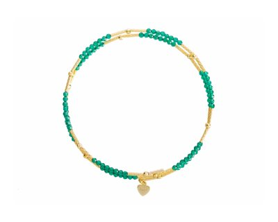 EMERALD POWER BRACELET