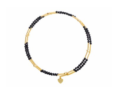 BLACK POWER BRACELET