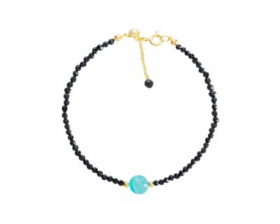 TURQUOSE STRENGTH BRACELET